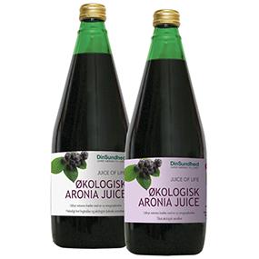 Økologisk Aronia Juice