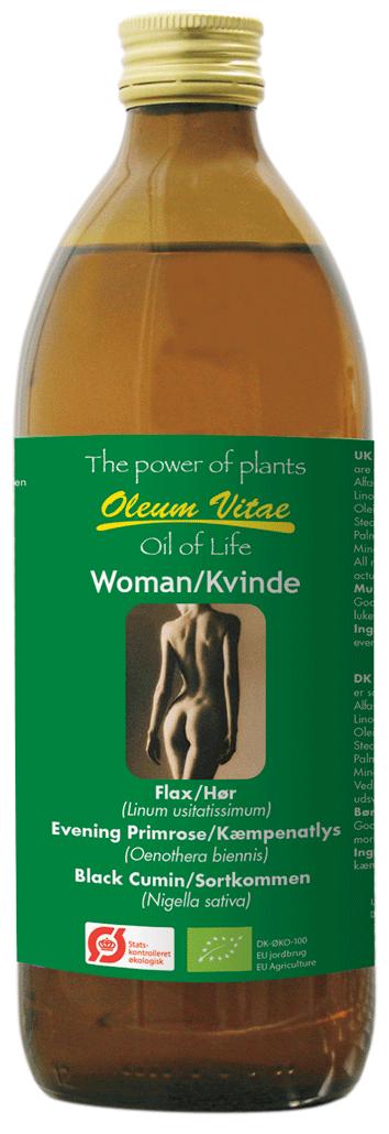 Oil of Life - Kvinde