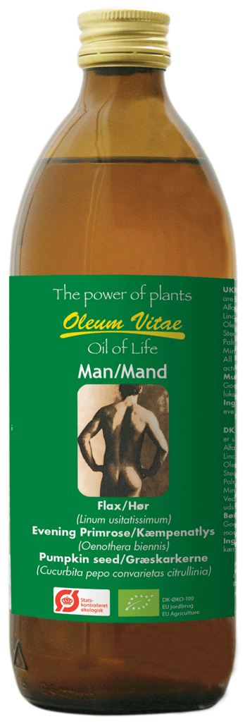 Oil of life - Mand